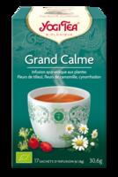 Yogi Tea Tisane Ayurvédique Grand Calme Bio 17 Sachets/1,8g à Bergerac