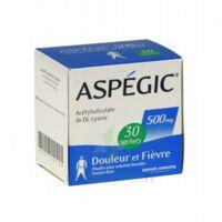 Aspegic 500 Mg, Poudre Pour Solution Buvable En Sachet-dose 30 à Bergerac