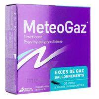 METEOGAZ Poudre orodispersible 20 sticks à Bergerac