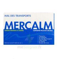 Mercalm, Comprimé Pelliculé Sécable à Bergerac