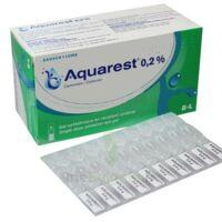 Aquarest 0,2 %, Gel Opthalmique En Récipient Unidose à Bergerac