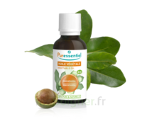PURESSENTIEL Huile végétale bio Macadamia à Bergerac