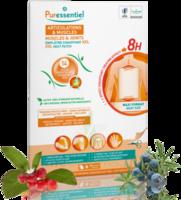 PURESSENTIEL ARTICULATIONS ET MUSCLES Emplâtre chauffant 14 huiles essentielles XXL à Bergerac