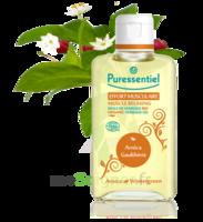 Puressentiel Articulations & Muscles Huile De Massage Bio** Effort Musculaire - Arnica - Gaulthérie - 200 Ml à Bergerac