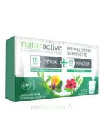 Naturactive Détox Stick Fluide 15 Sticks + Minceur Stick Fluide 15 Sticks à Bergerac
