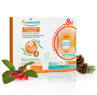 PURESSENTIEL ARTICULATIONS ET MUSCLES Patch chauffant bas du dos 14 huiles essentielles à Bergerac