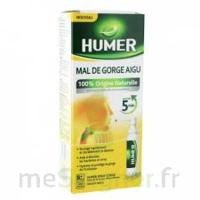 HUMER MAL DE GORGE AIGU à Bergerac
