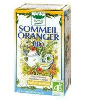 Romon Nature Tisane Sommeil Oranger Bio à Bergerac