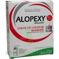 ALOPEXY 50 mg/ml S appl cut 3Fl/60ml à Bergerac