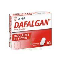 Dafalgan 1000 Mg Comprimés Pelliculés Plq/8 à Bergerac