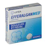 EFFERALGANMED 500 mg, comprimé effervescent sécable à Bergerac