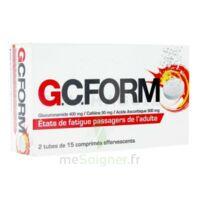 GCFORM, comprimé effervescent à Bergerac