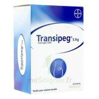 TRANSIPEG 5,9 g Pdr sol buv en sachet B/20 à Bergerac