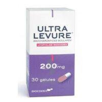 ULTRA-LEVURE 200 mg Gélules Fl/30 à Bergerac
