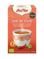Yogi Tea Tisane Ayurvédique Joie De Vivre Bio 17 Sachets/1,8g à Bergerac
