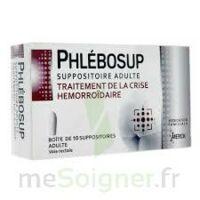 Phlebosup, Suppositoires à Bergerac
