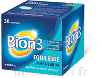 Bion 3 Equilibre Magnésium Comprimés B/30 à Bergerac