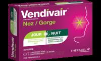Vendivair Nez/Gorge Comprimés jour et nuit B/12+4 à Bergerac