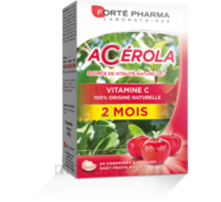 Energie Acérola Comprimés à croquer Pot/60 à Bergerac