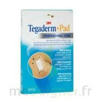 Tegaderm + Pad, 9 Cm X 10 Cm , Bt 5 à Bergerac