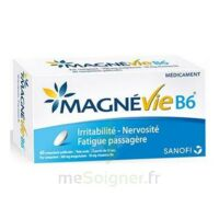 Magnevie B6 100 mg/10 mg Comprimés pelliculés Plaq/60 à Bergerac