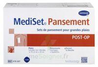 Mediset® Set De Pansement Post Op Avec Coupe-fil Pour Grandes Plaies - Boîte De 3 Soins à Bergerac