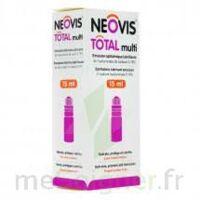 Neovis Total Multi S Ophtalmique Lubrifiante Pour Instillation Oculaire Fl/15ml à Bergerac