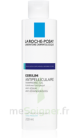Kerium Antipelliculaire Micro-exfoliant Shampooing Gel Cheveux Gras 200ml à Bergerac