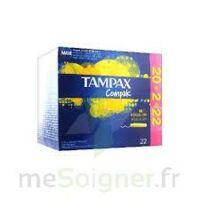Tampax Compak - Tampon Régulier à Bergerac