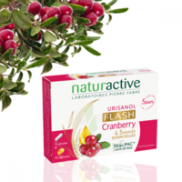 Naturactive Urisanol Flash (10gélules + 10 Capsules) à Bergerac