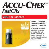Accu-chek Fastclix Lancettes B/204 à Bergerac
