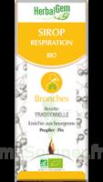 Herbalgem Sirop Bio Respiration 150ml à Bergerac