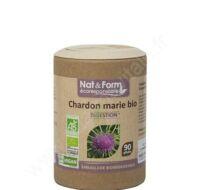 Nat&form Eco Responsable Chardon Marie Bio Gélules B/90 à Bergerac