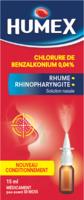 Humex Fournier 0,04 Pour Cent, Solution Pour Pulvérisation Nasale à Bergerac