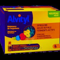 Alvityl Resist Solution Buvable 8 Fioles à Bergerac