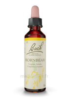 Fleurs De Bach® Original Hornbeam - 20 Ml à Bergerac
