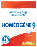Boiron Homéogène 9 Comprimés à Bergerac