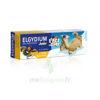 Elgydium Age De Glace Pâte Dentifrice Tutti Frutti Junior 7/12ans 50ml à Bergerac