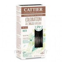 Cattier Coloration Kit 1.0 Noir 120ml à Bergerac