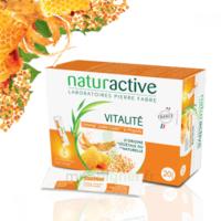 Naturactive Phytothérapie Fluides Solution Buvable Vitalité 2b/20 Sticks/10ml à Bergerac