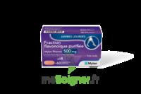 Fraction Flavonoique Mylan Pharma 500mg, Comprimés à Bergerac