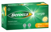 Berocca Energie Comprimés Effervescents Orange B/30 à Bergerac