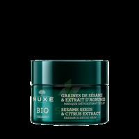 Nuxe Bio Masque Détoxifiant Eclat 50ml à Bergerac