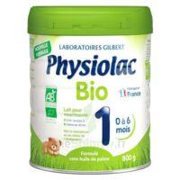 Physiolac Bio 1 Lait En Poudre B/800g à Bergerac