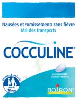 Boiron Cocculine Comprimés Orodispersibles B/40 à Bergerac